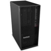LENOVO ThinkStation P340 30DH Tour 1 x Core i7 10700 / 2.9 GHz vPro RAM 16 Go SSD 256 Go