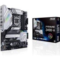 ASUS Carte mère Z490 PRIME Z490 A ATX