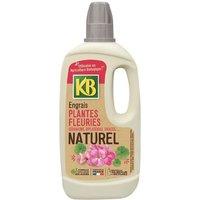 Engrais Naturel Plantes Fleuries : Géraniums, Dipladénias, Vivaces, … 1L