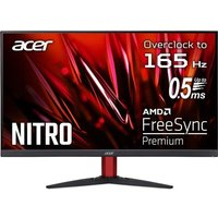 Ecran PC Gamer ACER NitroKG242YPbmiipx 238 FHD Dalle IPS 0.5 ms 165Hz 2 x HDMI / DisplayPort 1.2 AMD FreeSync