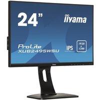 Ecran PC IIYAMA ProLite XUB2495WSU B1 24 Dalle IPS 5ms DisplayPort/HDMI/VGA