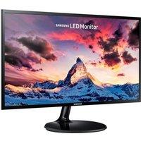 Ecran PC SAMSUNG S24F350FHR 24 FHD Dalle PLS 4 ms 60Hz HDMI / VGA