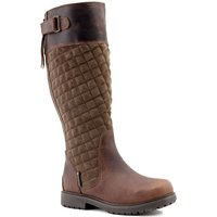 Ascot Brown Waterproof High Leg Riding Boots