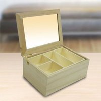 Premier Compact Jewellery Box