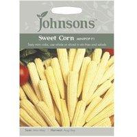 Johnsons Sweet Corn Minipop F1 Seeds