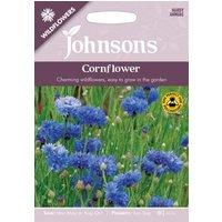 Johnsons Wild Flowers Cornflower Seeds