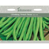 Johnsons Climbing Bean Blue Lake Seeds