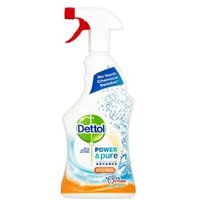 Dettol Power and Pure Advance Kitchen Cleaner 750ml