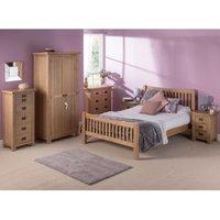 Cotswold Oak Large Bedroom Set
