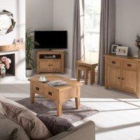 Cotswold Oak Small Living Room Set