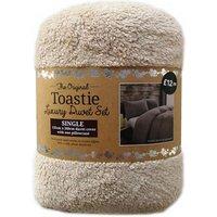 Toastie Mink Single Duvet Set