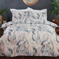 Hamilton McBride Feather Blush Double Duvet Cover