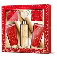 Grace Cole Wild Fig and Cranberry Luxury Bathing Gift Set