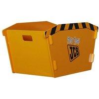JCB Toy Box Yellow Skip