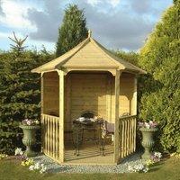 Shire Garden Arbour 6 x 7