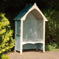 Shire Balsam Garden Arbour 5 x 3