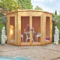Shire Barclay Garden Summerhouse (8 x 8)