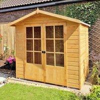 Shire Lumley Garden Summerhouse 7 x 5