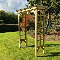 Croft Rose 1.2M Garden Arch