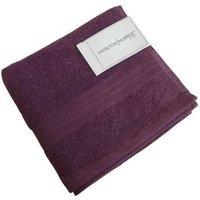 Hamilton McBride Bath Towel Purple