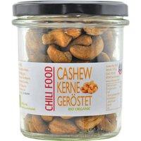 Cashew-Kerne geröstet Bio