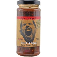 Three Pepper Relish
