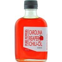 Carolina Reaper Chili-Öl