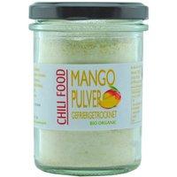 Bio Mangopulver gefriergetrocknet Rohkost