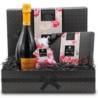 Mother's Day Chocolate and Prosecco Hamper