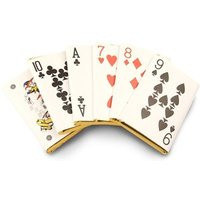Chocolate playing cards - Bulk case of 210