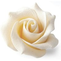 White chocolate roses - Trade Box of 90 White Chocolate Roses