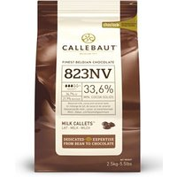 Callebaut milk chocolate chips (callets) - 10kg bag