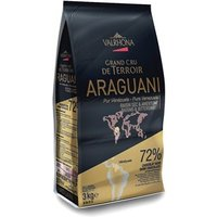 Valrhona Araguani, 72% dark chocolate chips