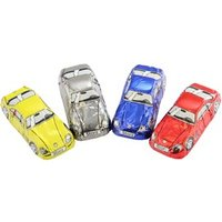 Chocolate sports cars - Bag of 50