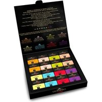 Valrhona Grands Crus Assorted chocolate squares gift box 160g