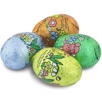 Chick & rabbit Easter eggs - Bulk Box of 68