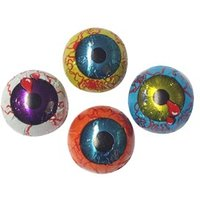 Halloween chocolate Eyeballs - Bulk drum of 100