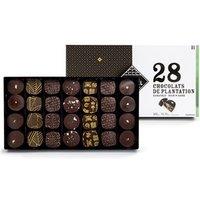 Single estate, dark chocolate gift box