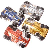 Chocolate racing cars - Bag of 50