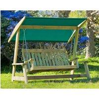 Alexander Rose Pine Farmers Swing Seat