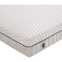 Product photograph showing Breasley Uno Breathe 25cm Deep Memory Mattress