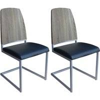 classic mirage dining chair pair by choicefurnituresuperstore