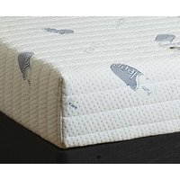 Product photograph showing Clearance - Pure Sleep 1200 Pocket Visco Memory Pocket Sprung 5ft King Size Mattress - New - Fss9210
