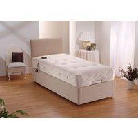 Dura Beds Duramatic Pocket Sprung Electric Adjustable Divan Bed