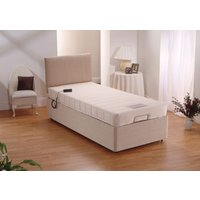 Product photograph showing Dura Beds Memory Foam Mattress