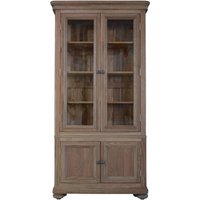 Product photograph showing Huntington Oak Display Cabinet