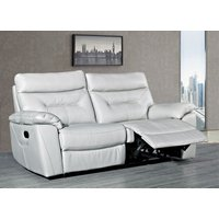 Como Putty 3 Seater Recliner Sofa