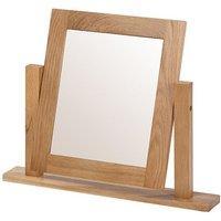 Cherington Oak Dressing Table Mirror