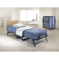 Product photograph showing Jay-be Crown Windermere With Water Resistant Mattress Single Folding Bed