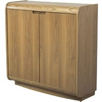 Product photograph showing Jual Universal Oak Filing Cabinet Pc208
